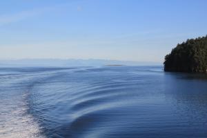 Georgia Strait, B.C. (Kathleen Kenna photo)
