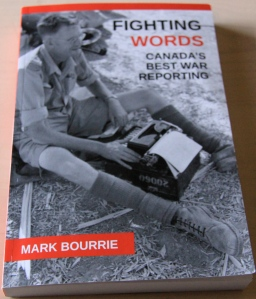 Mark Bourrie's latest work