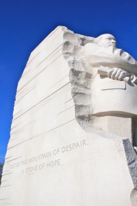 Martin Luther King Jr. Memorial, Washington, D.C. (Hadi Dadashian photo)