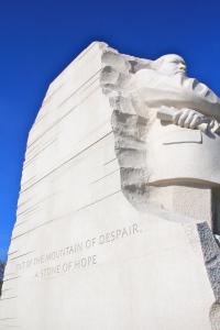 Martin Luther King Jr. Memorial, Washington, D.C. (Hadi Dadashian photo)