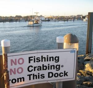 Crescent City Harbor, CA. (Kathleen Kenna photo)
