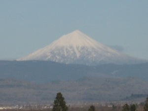 Mt. McLoughlin, OR. (Kathleen Kenna photo)