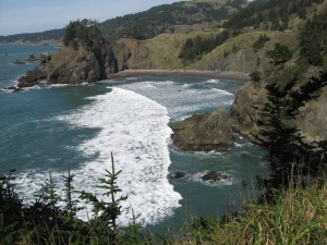 Southern Oregon coast. (Kathleen Kenna photo)