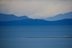 Georgia Strait, B.C. (Hadi Dadashian photo)