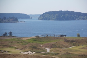 South Puget Sound, from Chambers Bay. (Hadi Dadashian photo)