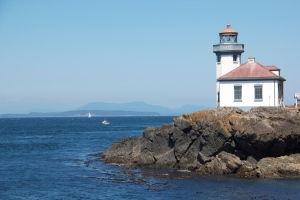 1919 Lime Kiln Point Lighthouse, WA. (Hadi Dadashian photo)